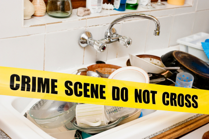 8 Dirty Secrets In Your Home