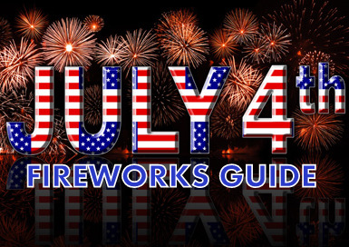 July 4th Fireworks 2014 in Hampton Roads