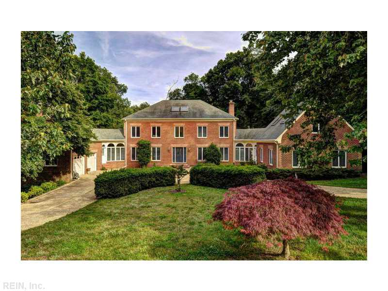 12 Largest Homes for Sale in Hampton Roads