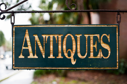 Antiquing in Hampton Roads
